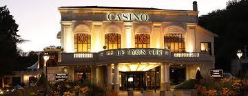 vue extérieure du casino